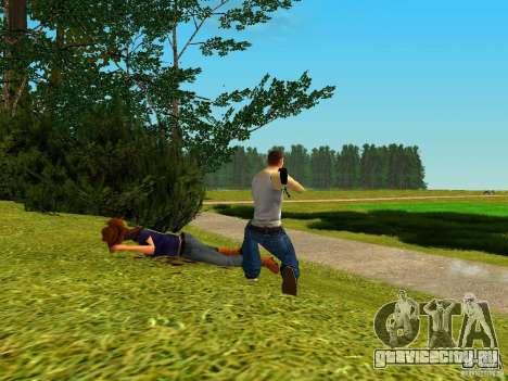 Accuracy International AS50 для GTA San Andreas второй скриншот