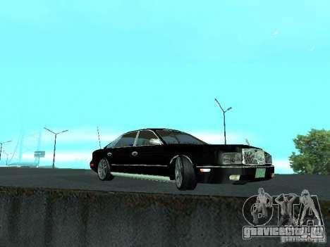 Nissan President JS для GTA San Andreas вид сзади