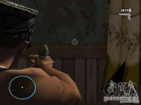 Камера из GTA IV 1.0 для GTA San Andreas