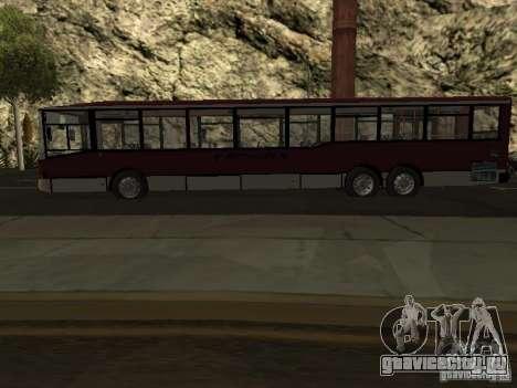 Волжанин 6270 для GTA San Andreas вид сзади слева