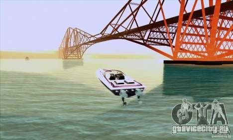 ENB Series v1.4 Realistic for sa-mp для GTA San Andreas второй скриншот
