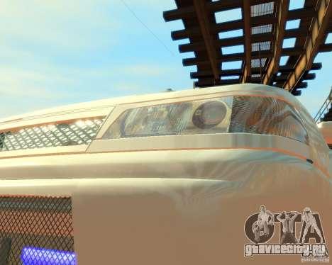 ВАЗ 2112 Тюнинг для GTA 4 вид сзади