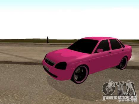 Лада Приора Эмо для GTA San Andreas