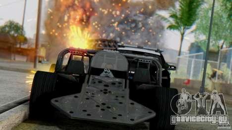 SA Beautiful Realistic Graphics 1.7 BETA для GTA San Andreas десятый скриншот
