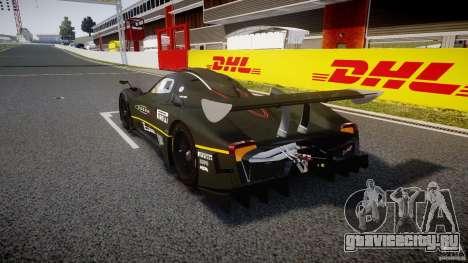 Pagani Zonda R 2009 для GTA 4 вид сзади слева