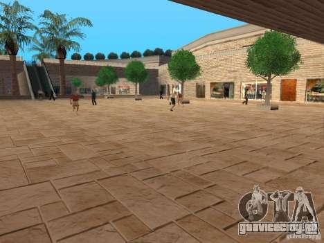 Новые текстуры торгового центра для GTA San Andreas второй скриншот