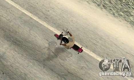 ЗИД Сова 175 v2.0 для GTA San Andreas вид сзади