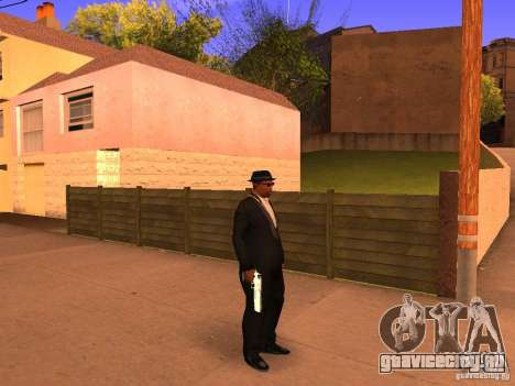 Sound pack for TeK pack для GTA San Andreas