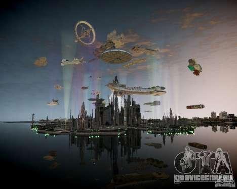 Звездные врата - Атлантида для GTA 4 второй скриншот