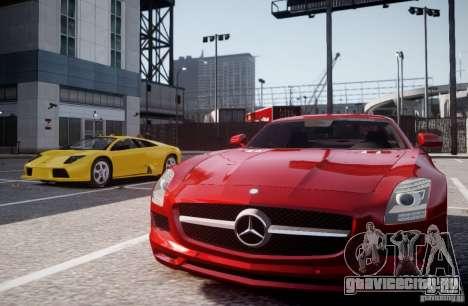 Youxiang Mixed ENB v 2.1 для GTA 4 второй скриншот