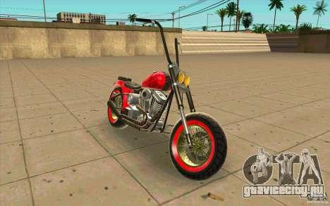 Zombie GTAIV для GTA San Andreas