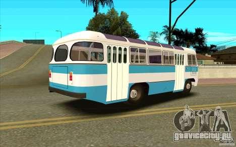 ПАЗ 672 для GTA San Andreas вид справа