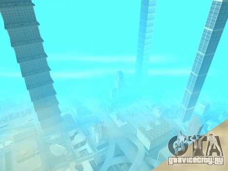Небоскребы в Лос Сантосе для GTA San Andreas пятый скриншот