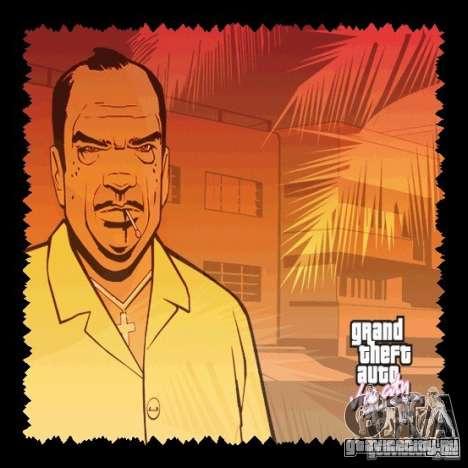 Новый Загрузочный Экран HD для GTA Vice City второй скриншот