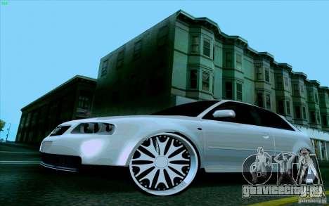Audi A3 DUB Edition для GTA San Andreas вид справа