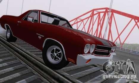 ENBSeries by dyu6 v6.0 для GTA San Andreas третий скриншот