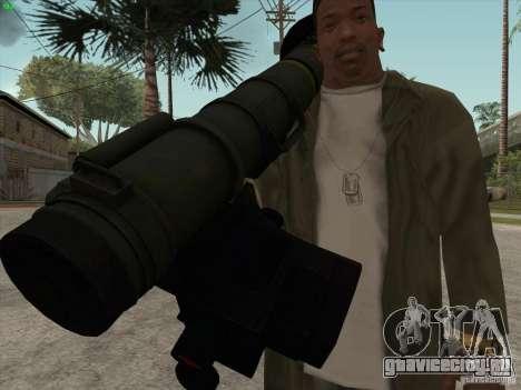Javelin для GTA San Andreas четвёртый скриншот