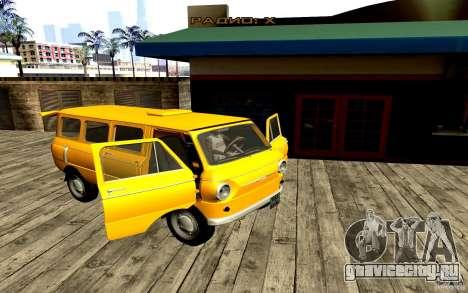ЗАЗ 970 для GTA San Andreas вид сбоку