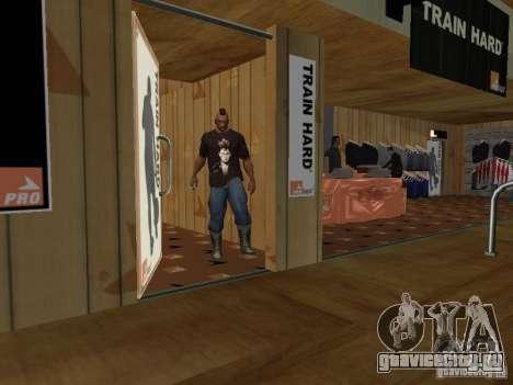 Сектор Газа для GTA San Andreas десятый скриншот