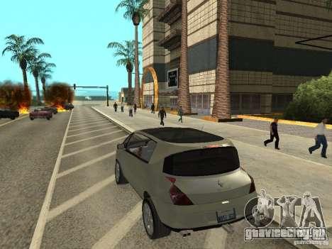 Renault Avantime для GTA San Andreas вид слева
