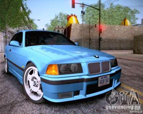 BMW M3 E36 1995 для GTA San Andreas