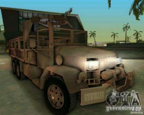 M352A для GTA Vice City вид слева