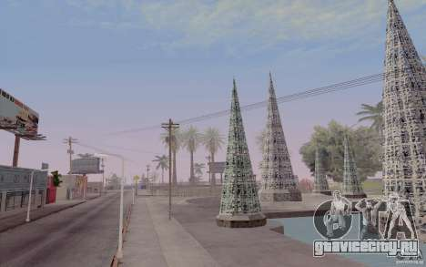 SA Illusion-S SA:MP Edition V2.0 для GTA San Andreas второй скриншот