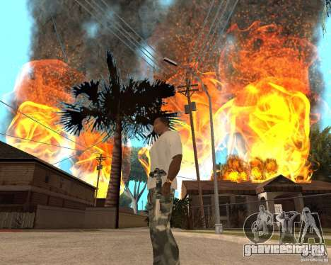 Смерч для GTA San Andreas пятый скриншот