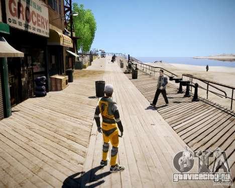 Morgan Freeman для GTA 4 третий скриншот