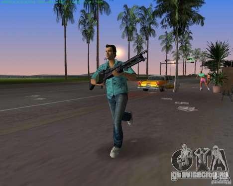 Новый M-60 для GTA Vice City пятый скриншот