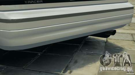 Mercury Tracer 1993 v1.1 для GTA 4 колёса