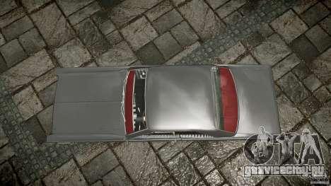 Ford Mercury Comet Caliente Sedan 1965 для GTA 4 вид справа