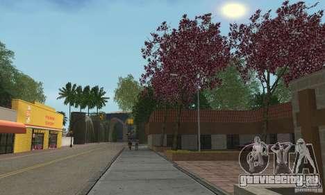 Green Piece v1.0 для GTA San Andreas пятый скриншот
