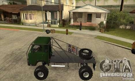 Avia A31 Trucktrial для GTA San Andreas вид слева