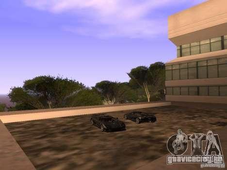 Koenigsegg CCXR Edition для GTA San Andreas колёса