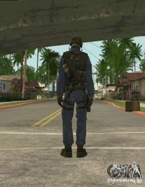 Counter-terrorist для GTA San Andreas третий скриншот