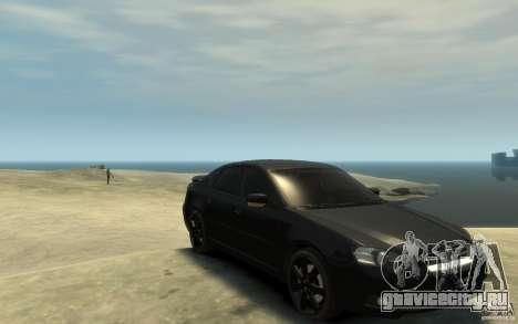 Subaru Legacy B4 specB 3.0 R для GTA 4