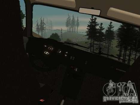 ВАЗ 2107 v 1.1 для GTA San Andreas вид справа