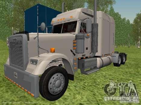 Freightliner FLD120 Classic XL Midride для GTA San Andreas