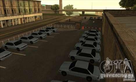 Оживление автошколы в San-Fierro для GTA San Andreas второй скриншот