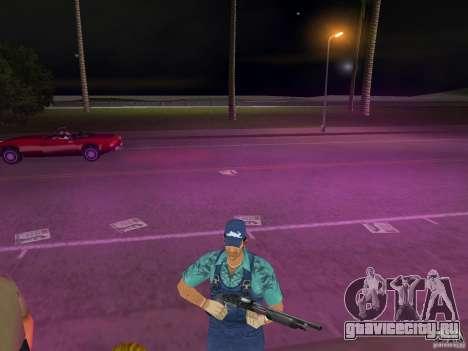 Пак Отечественного Оружия для GTA Vice City третий скриншот