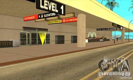 Полёт в Либерти Сити для GTA San Andreas седьмой скриншот