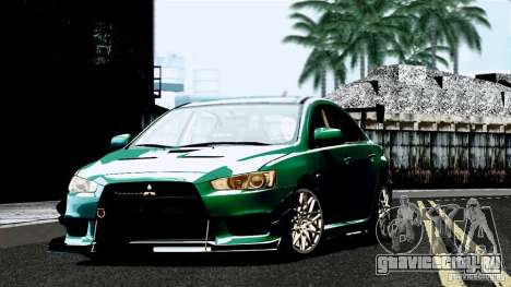 ENB By Wondo для GTA San Andreas третий скриншот
