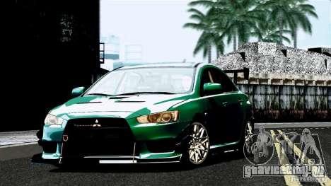 ENB By Wondo для GTA San Andreas шестой скриншот