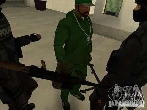 Подмога Спецназ для GTA San Andreas седьмой скриншот