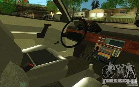 АЗЛК 2141 v2.0 для GTA San Andreas вид сзади