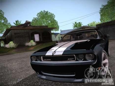 Dodge Challenger SRT8 v1.0 для GTA San Andreas