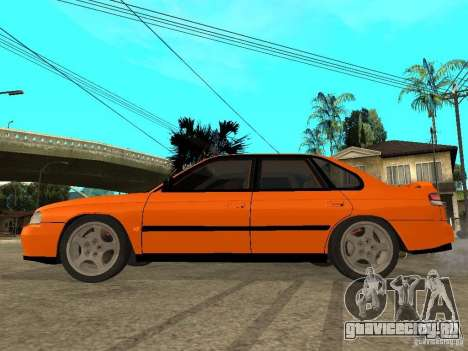 Subaru Legacy 250T 1997 для GTA San Andreas