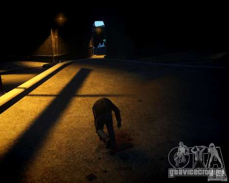 Collision Mod для GTA 4 пятый скриншот