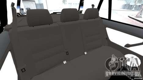 Volkswagen Golf Sportline 2011 для GTA 4 вид сбоку